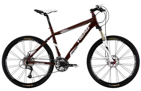 Head MTB bicicleta Aventuria
