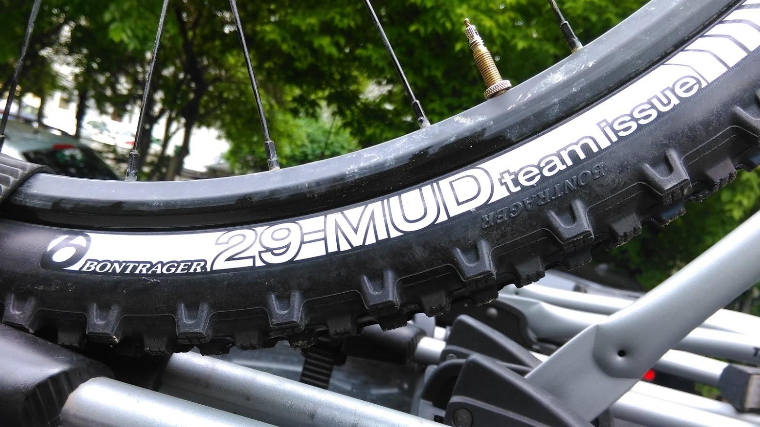 Cauciucuri bicicleta pentru noroi Bontrager 29-MUD