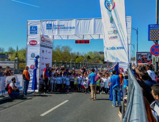 Bucharest 10K & Family Run