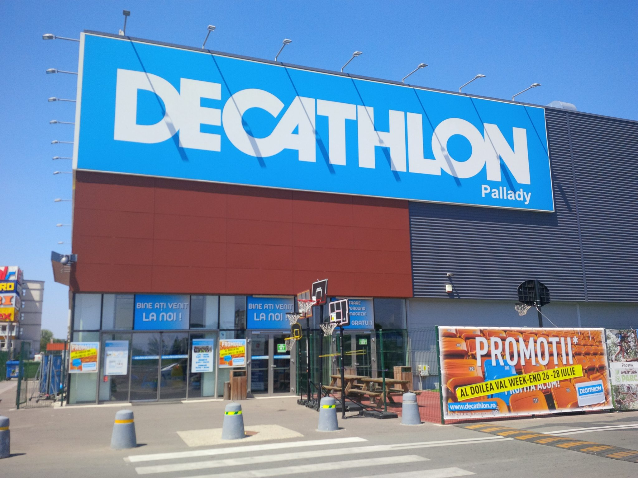 Decathlon Pallady - magazin