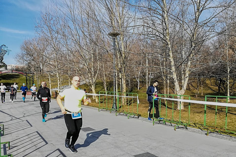 RUN for LIFE 2018 - aproape de finish