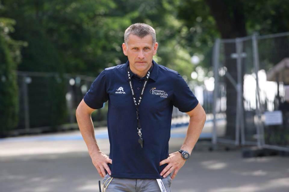 Peter Klosz - presedinte Federatia Romana de Triatlon