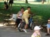 Copil biciclist obez 1