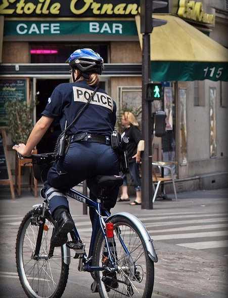 O biciclista pe zi - nu ma arestati!