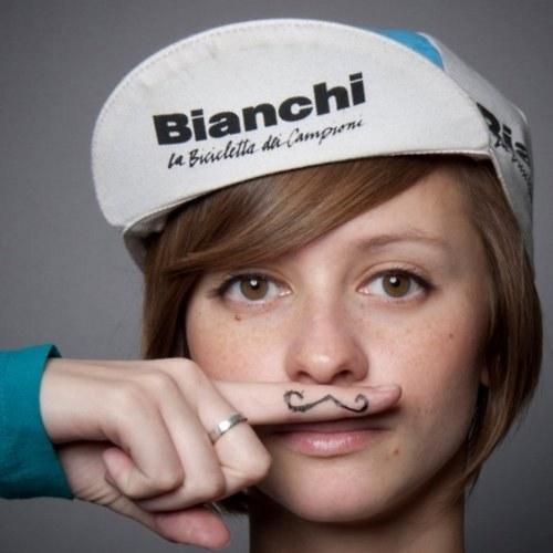 O biciclista pe zi - reclama Bianchi