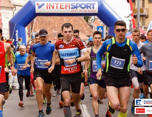 Semimaraton Brasov 2018 - start