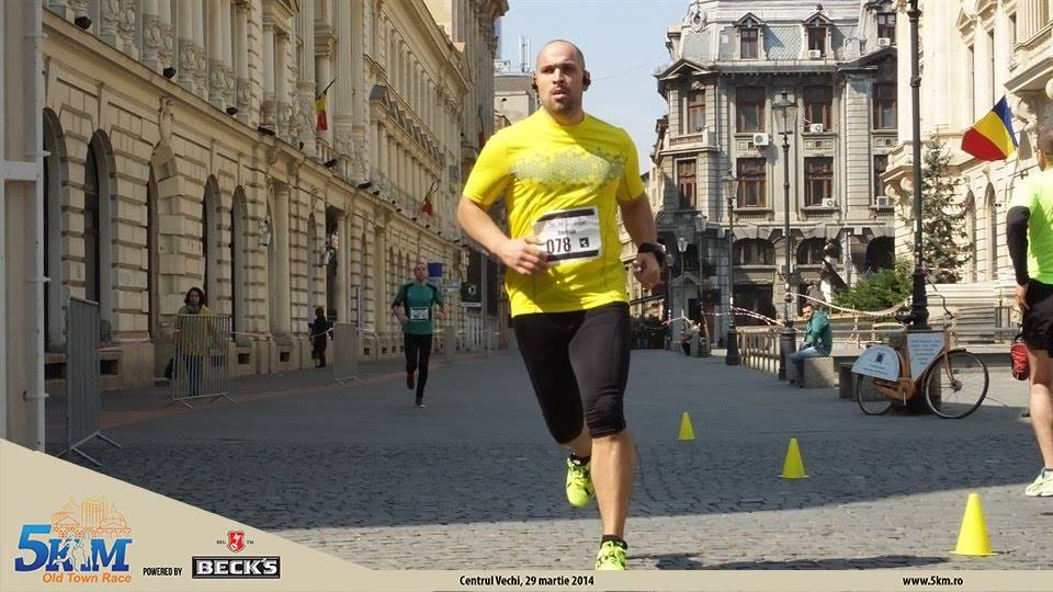 Bucharest Old Town Race - Emilian Nedelcu