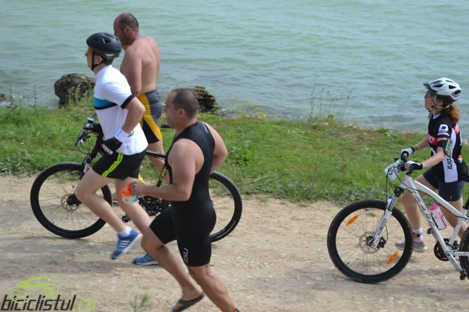 Fără Asfalt 2014 - spre tranziţie ciclism Emilian Nedelcu