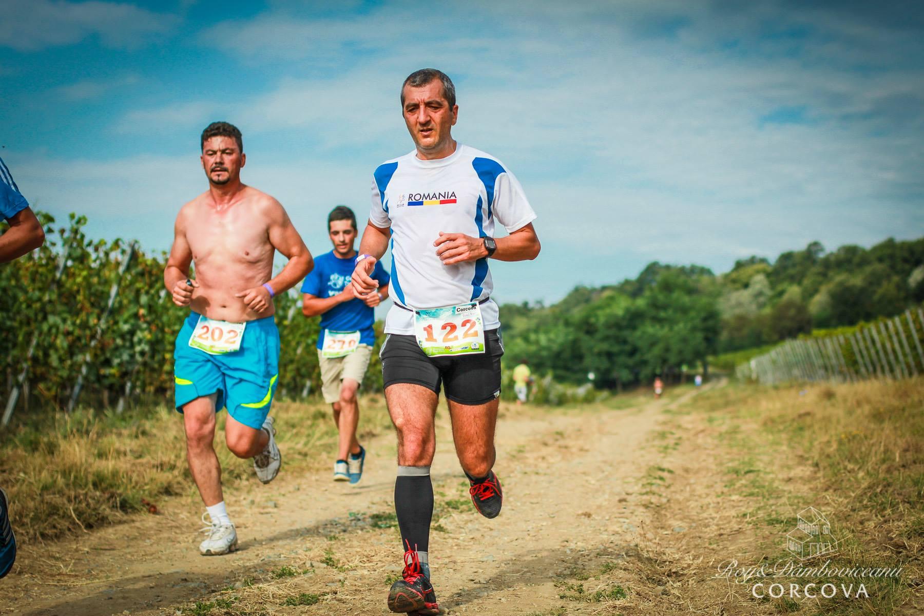 Marian Chiriac + interviu alergare
