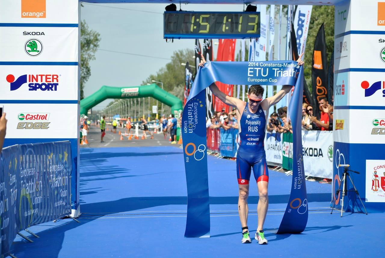 Câştigătorul suprem, Dmitry Polyanskiy