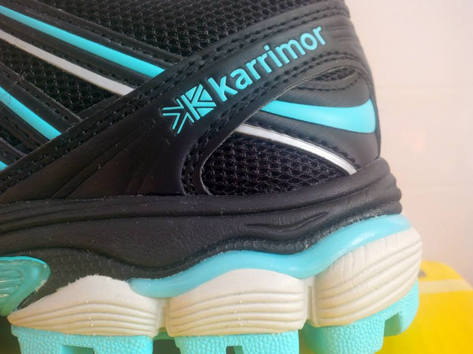Pantofi alergare Karrimor Tempo Trail Ladies Running Shoes