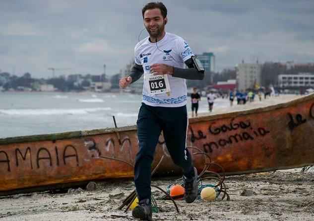 Dacian Ghizila - Maratonul Nisipului
