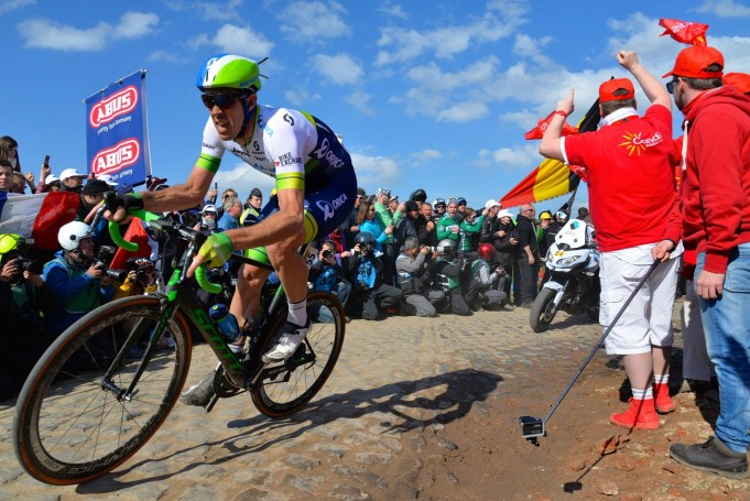 Mathew Haymann - Paris-Roubaix