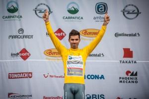 Turul Ciclist al Sibiului, Rafael Andriato, castigator prolog