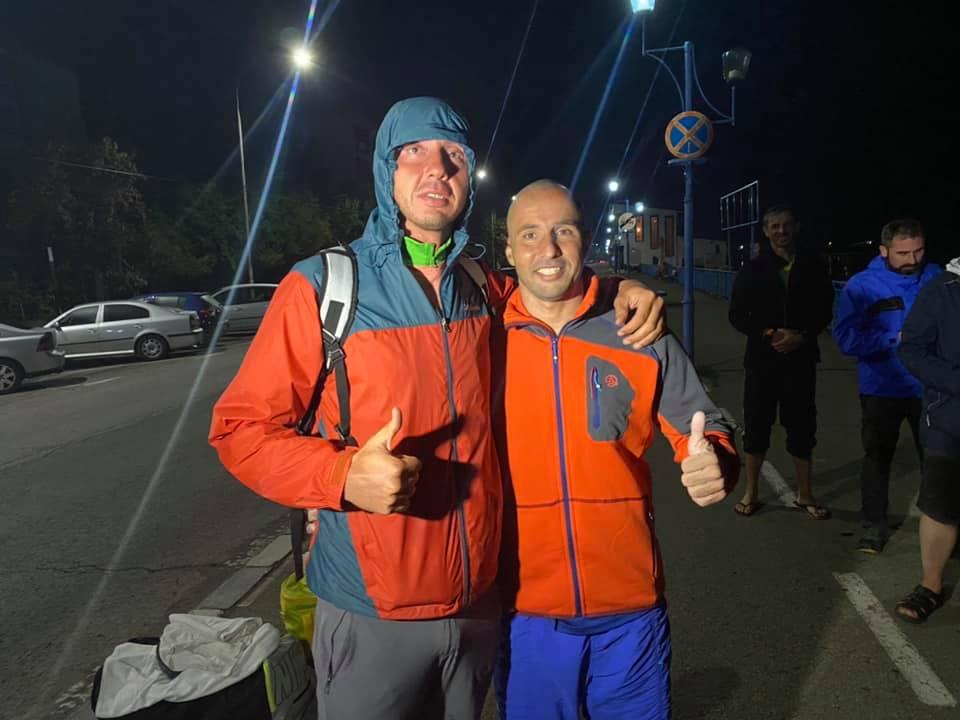 Paul Georgescu a devenit primul român care a înotat fără oprire peste 100 km