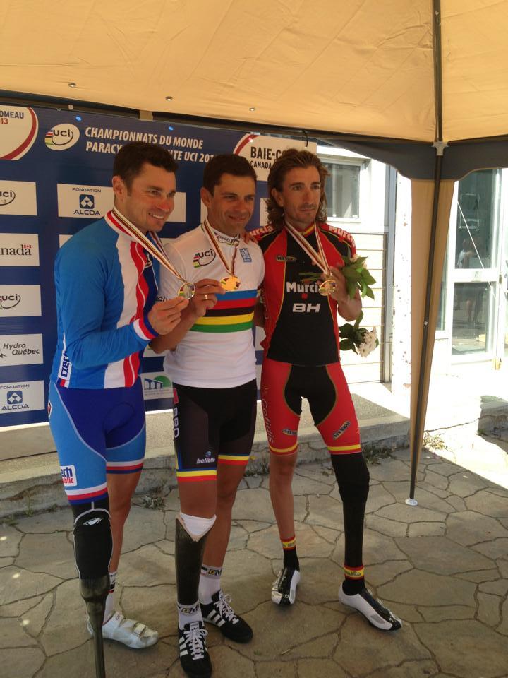 Eduard Novak campion mondial ciclism sosea 80 km