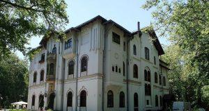 Palatul Stirbey, Buftea