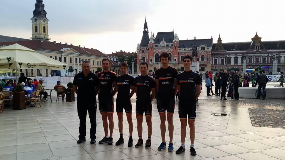 Turul Bihorului - echipa de ciclism Romania