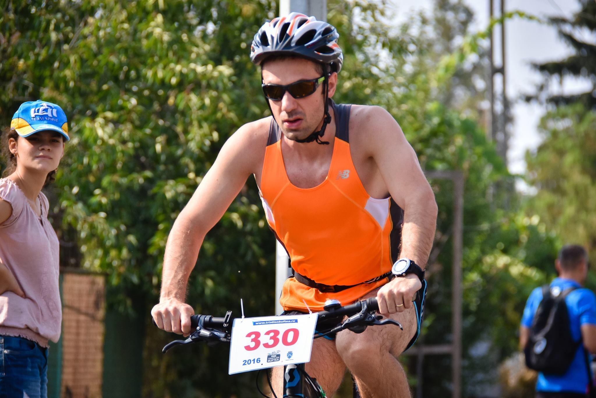 Vlad Coconu - bicicleta Pegas Triatlon Buftea