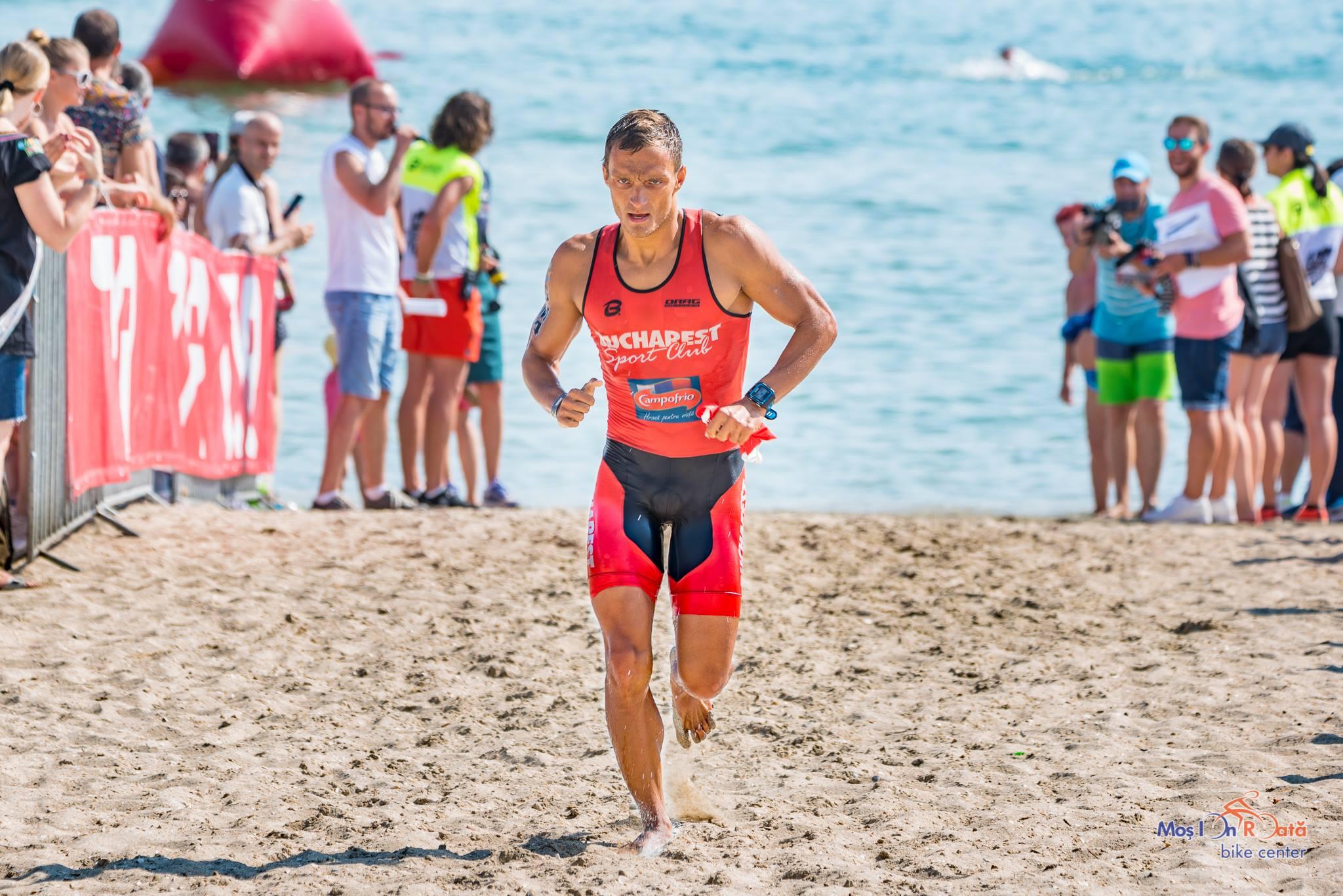 Alex Toma - triatlon Mamaia 2016