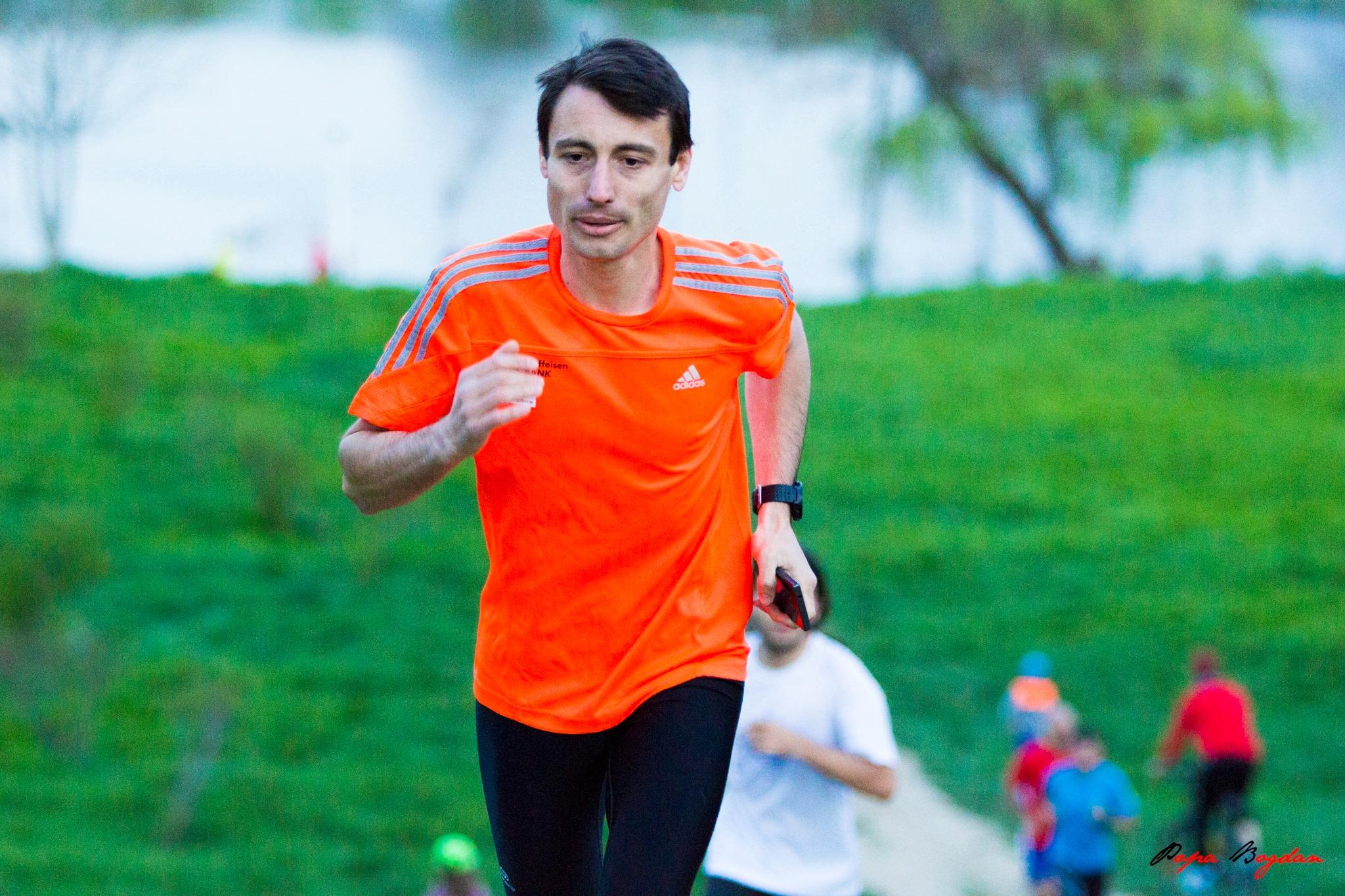 Victor Iliescu - alergare - interviu Biciclistul