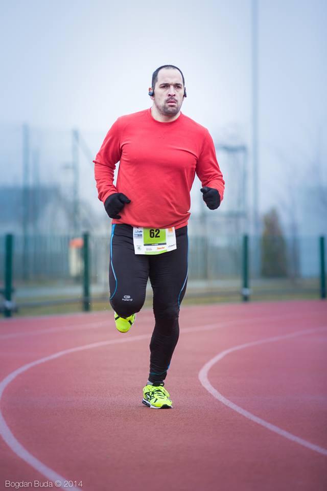 Emilian Nedelcu - WinterTri Challenge 2014