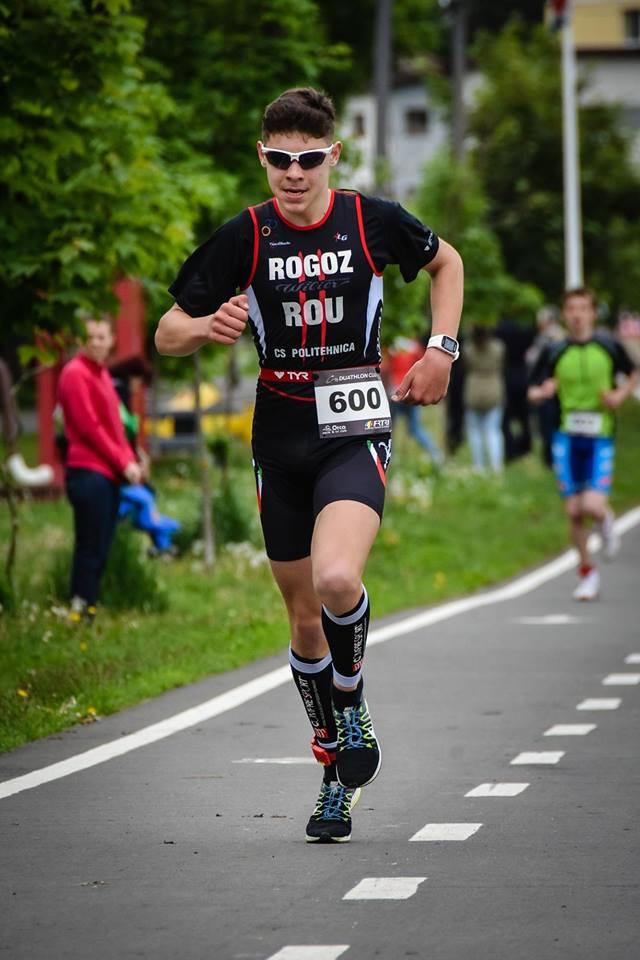 Erick Rogoz Lorincz - Campionatul Naţional de Duatlon 2017