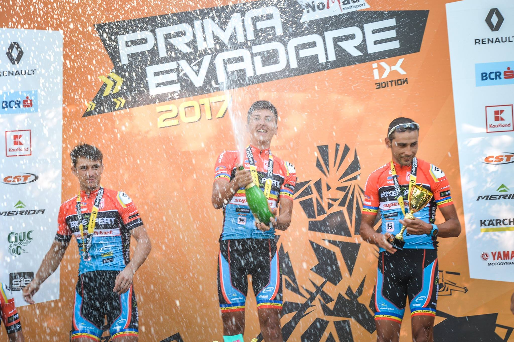 Top 3 Prima Evadare 2017