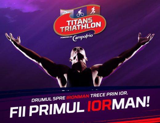 Titans Triathlon - parcul IOR