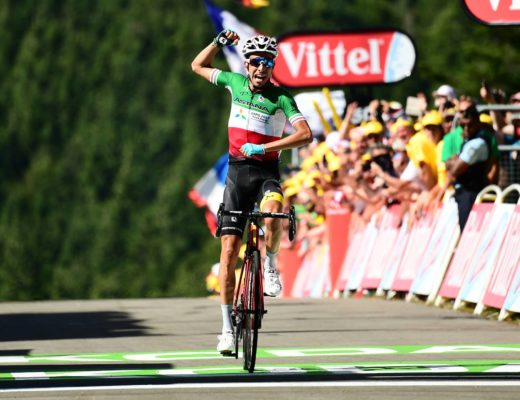 Fabio Aru - victorie etapa 4 Turul Frantei 2017