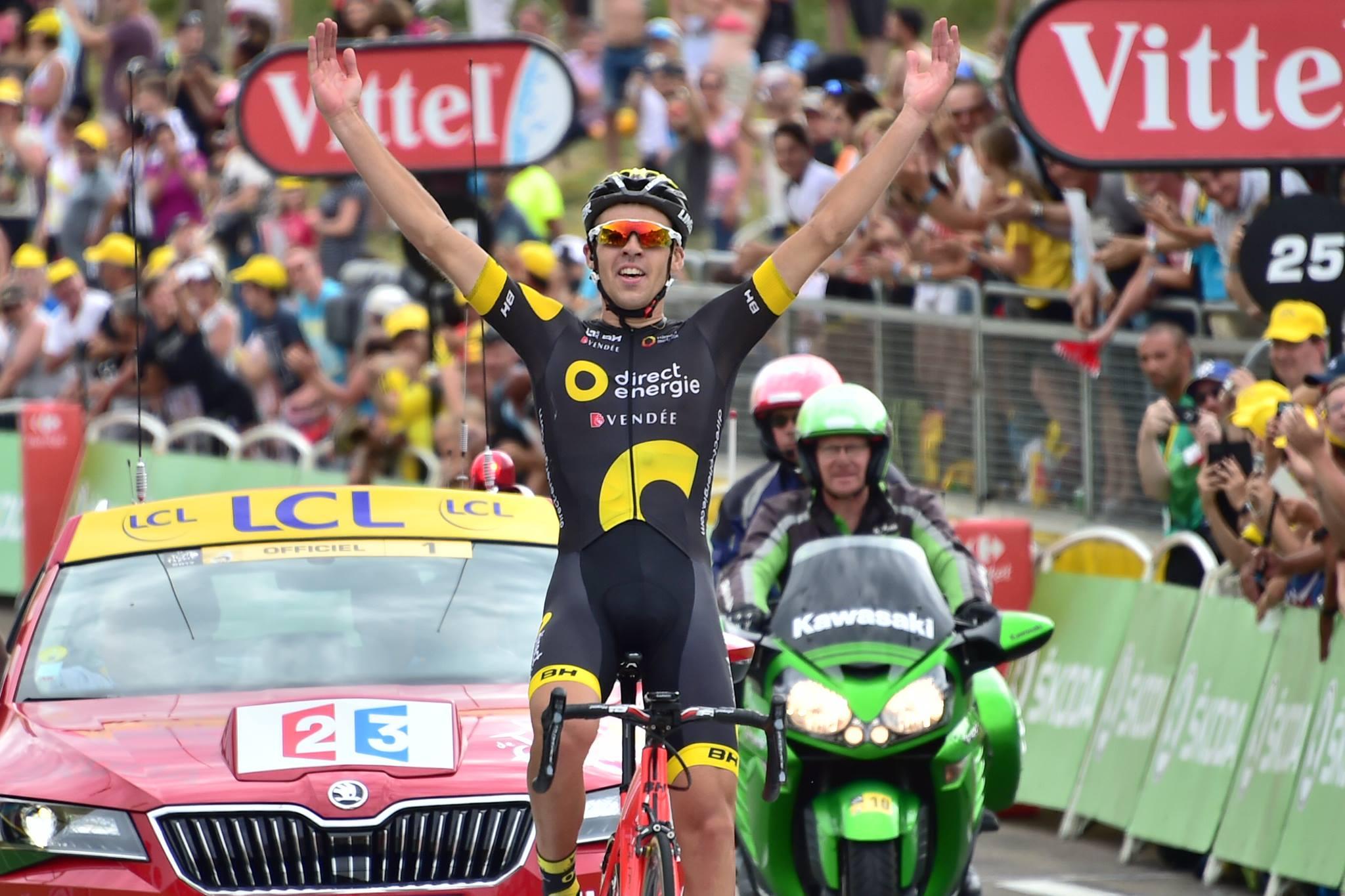Turul Frantei 2017 - castigator etapa a 8-a