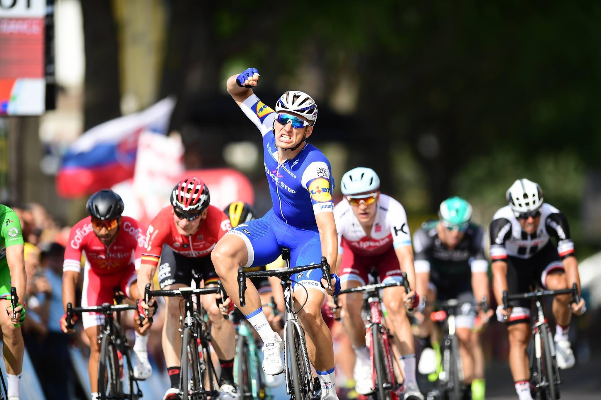 Turul Frantei - Marcel Kittel castiga etapa a 6-a