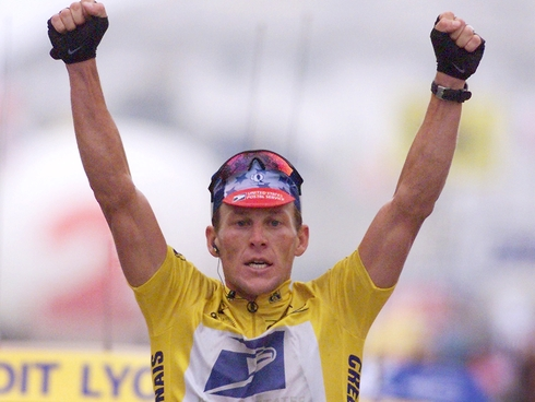 Lance Armstrong, victorie in 1997