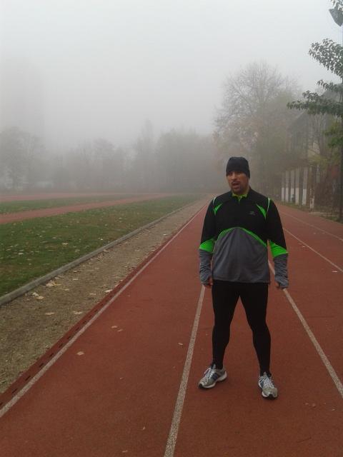 Alergare - raceala