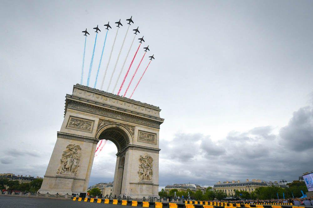 Turul Frantei 2017 - Paris