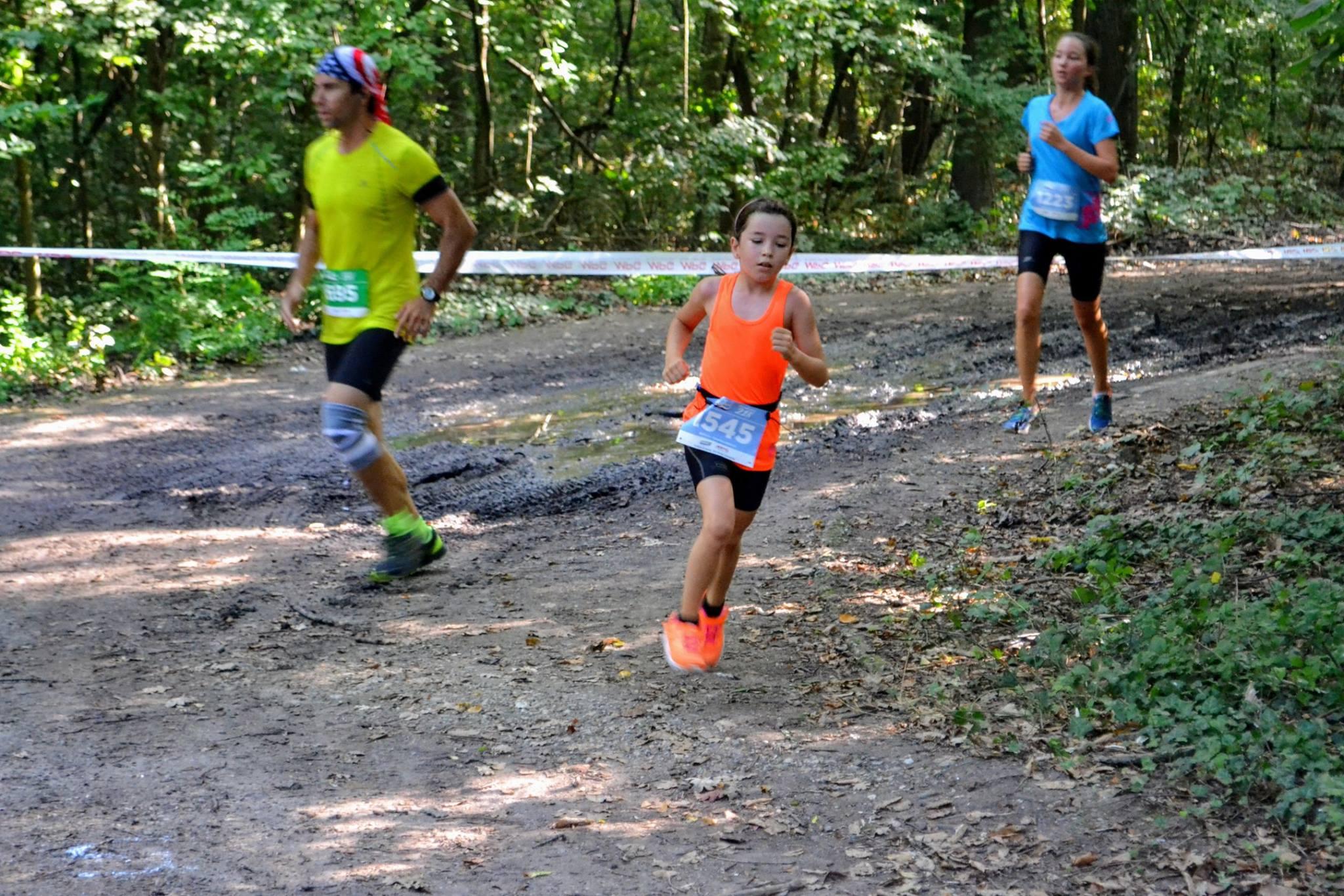 Natalia Nedelcu - locul 3 Fox Trail