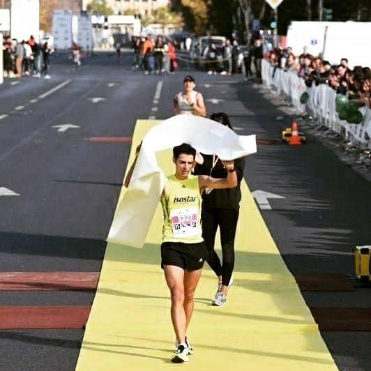 Emanuel Trandafir câștigă proba de semimaraton 2017