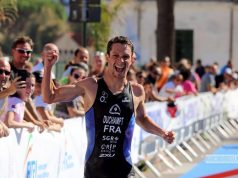 Felix Duchampt - triatlon - locul 1