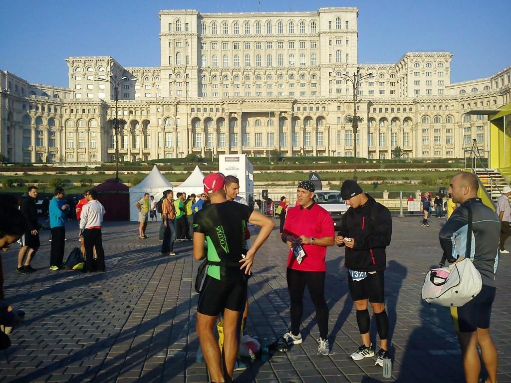 Primul maraton - Emilian Nedelcu - Biciclistul.ro - Înainte de start