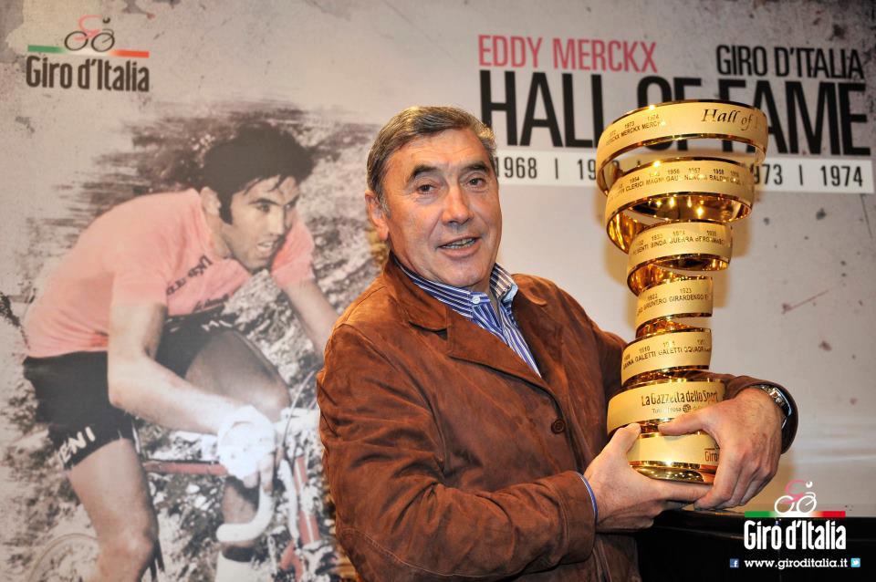 Eddy Merckx - 2012