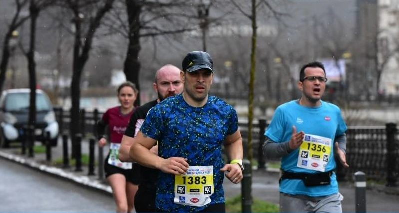Uniqa Bucharest 10 K 2018
