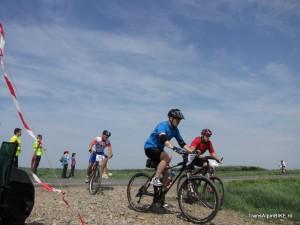 Prima Evadare 2012, Biciclistul.ro in timpul cursei