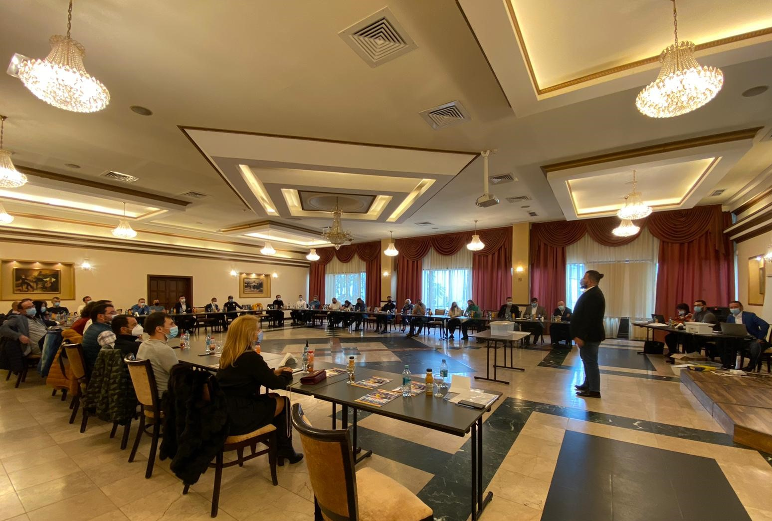 Alegeri Federatia Romana de Triatlon (FRTRI) - Vlad Stoica presedinte