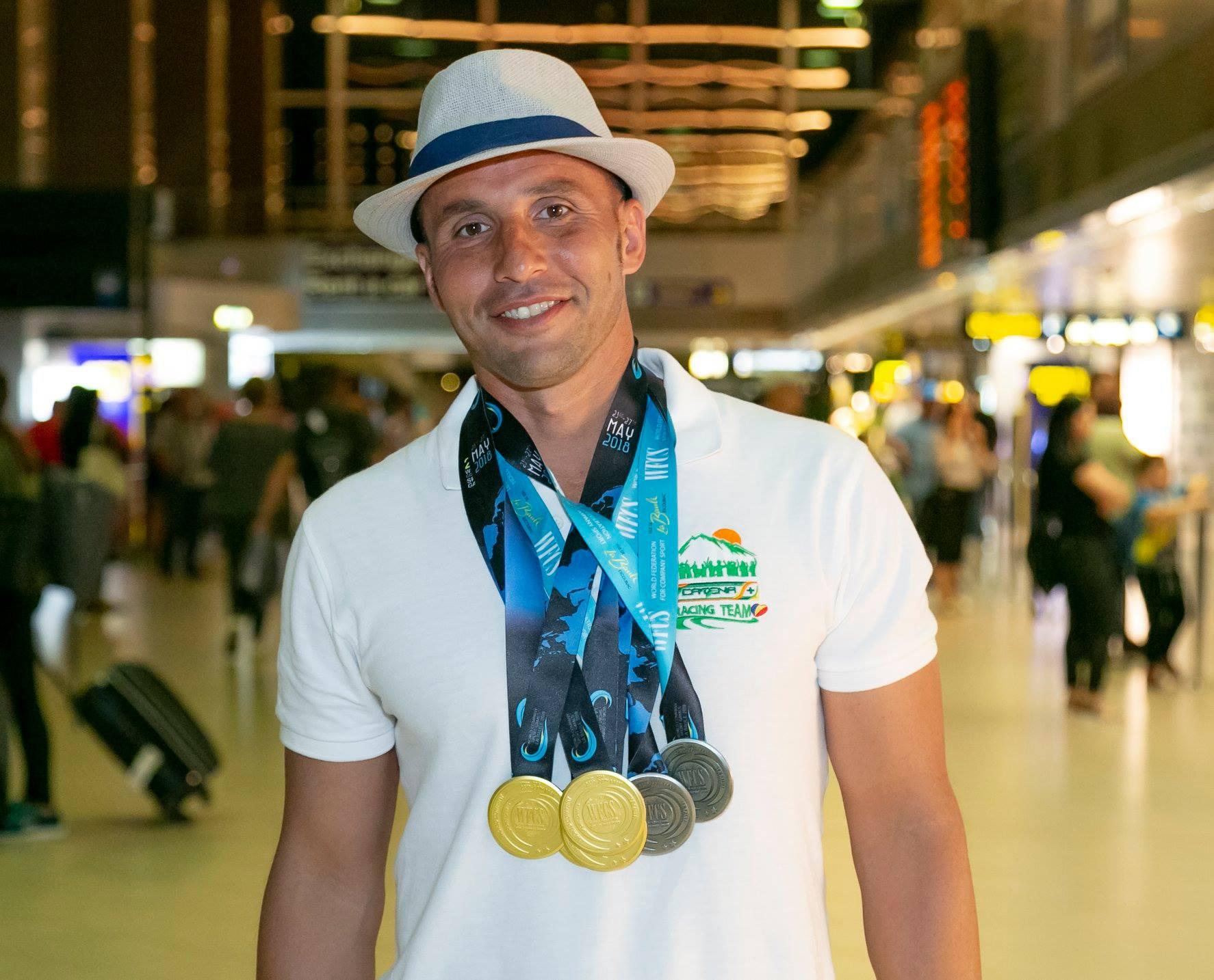 Paul Georgescu medalii