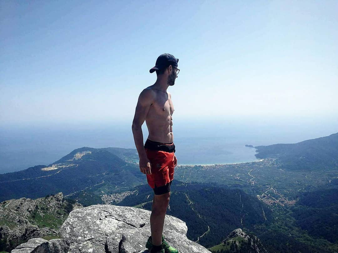 Andrei Ivanescu - alergator montan