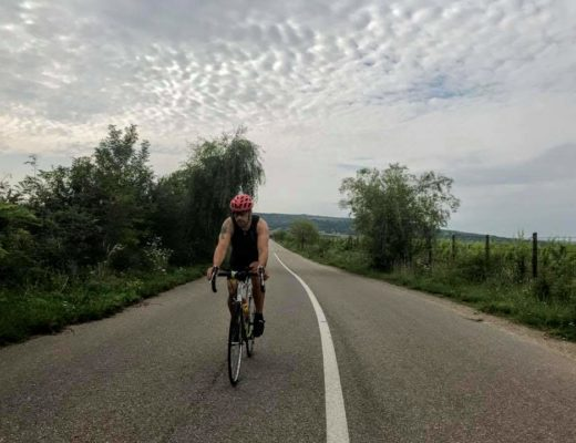 Antrenament bicicleta Seciu