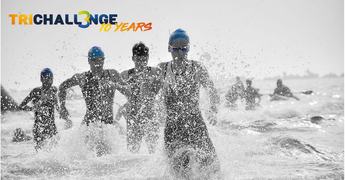 TriChallenge - campionat Aquatlon si Triatlon Sprint