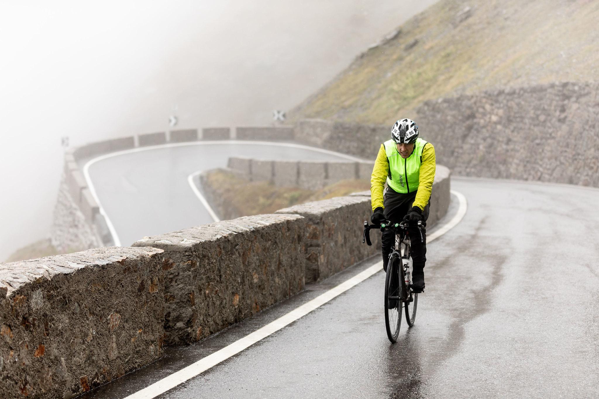 Icon Livigno Xtrem Triathlon - proba de ciclism urcare