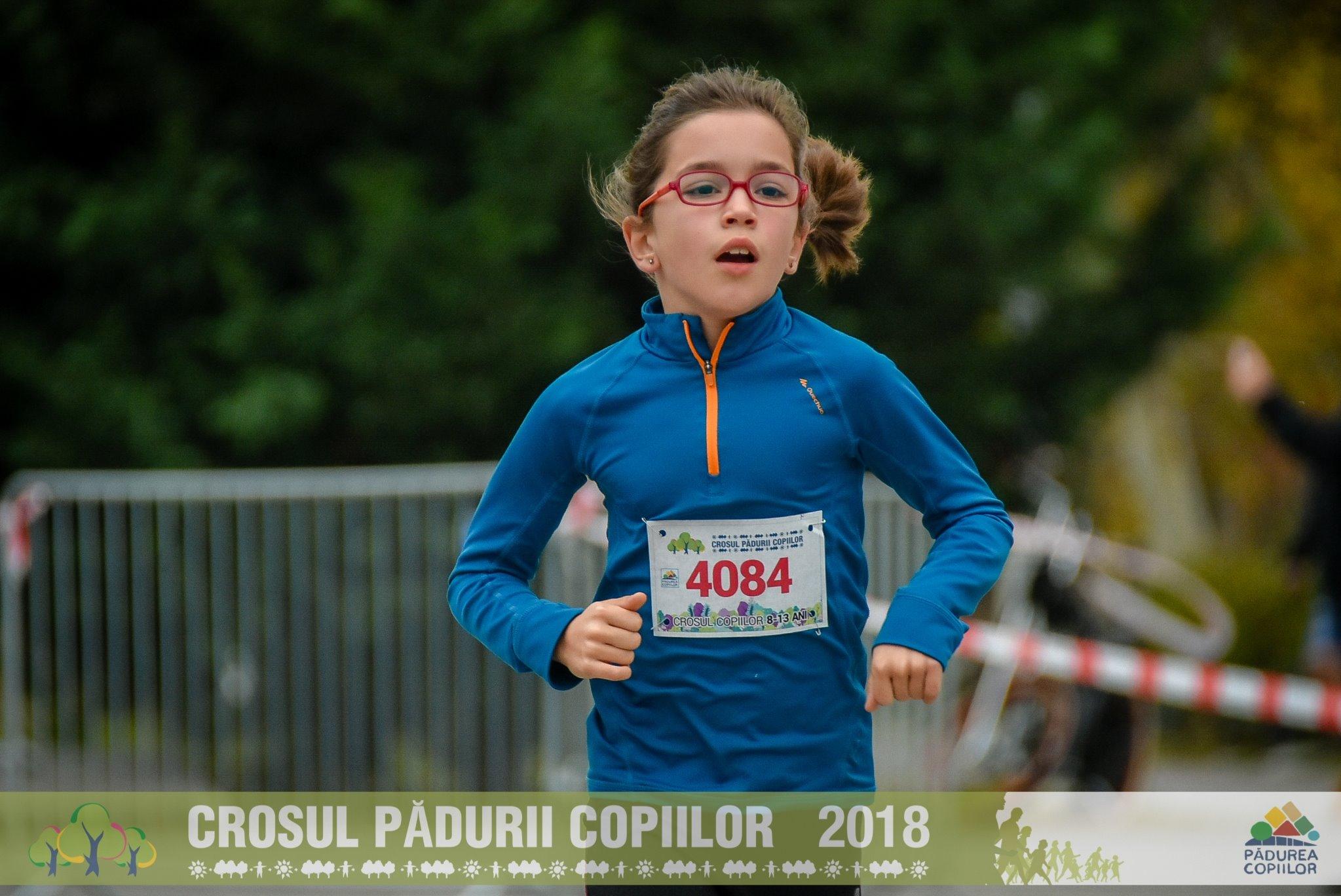 Natalia Nedelcu - Crosul Padurii 2018