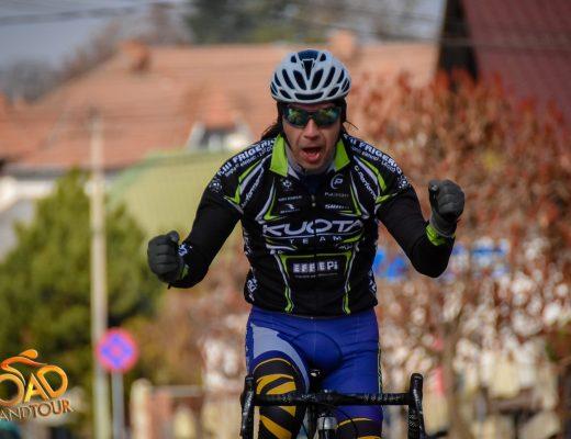 Bogdan Popescu - Road Grand Tour - The Wall 2018